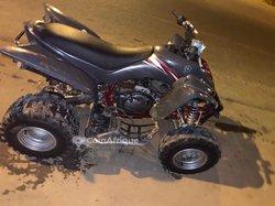 Moto Yamaha Yfm r-w Raptor 2008