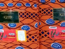 Pagne Wax ghanéen