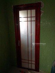 Pose portes