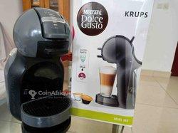 Ensemble machine à café