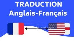 Traducteur anglais - français