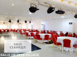 Location salle de fête villa - 400 places
