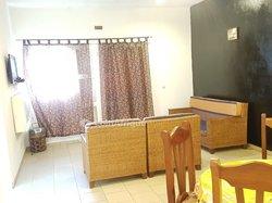 Location studio meublé -  Omnisport