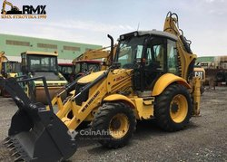 Tractopelle New Holland B110B