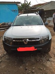 Renault Duster 2014 Tratacfric