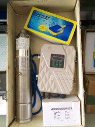Auto-pompe à panneaux solaires