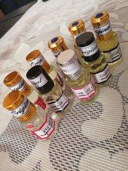 Huile de parfums