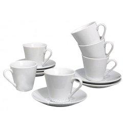 Tasse à café avec sous tasse