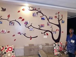 Peintures décoration