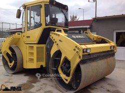 Machine Bomag Bw 202