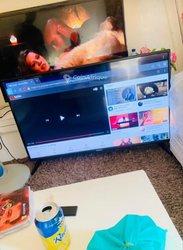 "Smart TV LG 47"""