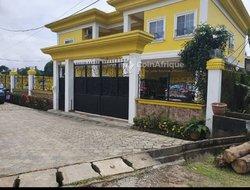 Vente villa duplex  10 pièces - Riviera
