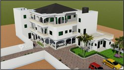 Vente villa duplex 17 pièces - Burkina Faso