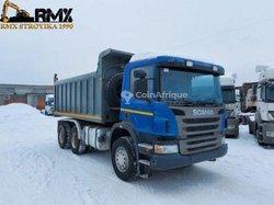 Scania p380 2012