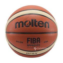 Balles de basketball Molten cuir
