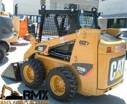 Machine Cat 226 b2 2010