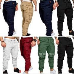 Pantalons chasseur