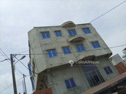 Vente immeuble R+2 -  Cotonou st jean