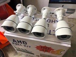 Caméra de vidéosurveillance AHD IP