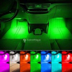 Lumière de voiture