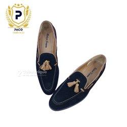 Chaussures Aldan Richard Simpson - tabac daim