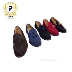 Chaussures Aldan Richard Simpson - daim