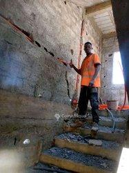 Électricien en bâtiment