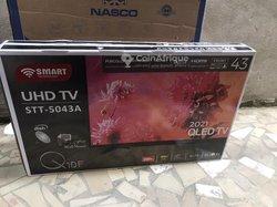 """TV 43""""  Smart Technologie"""