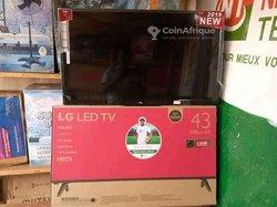 """TV Led Smart 43"""""""