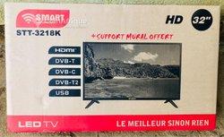 """Smart TV Technology 32"""""""