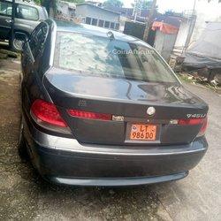BMW 545 2010