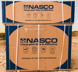 Climatiseur Nasco 1.5cv