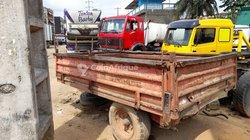 Benne tracteur