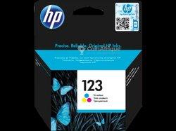 Cartouche HP 123 couleur