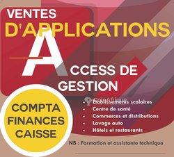 Application access de gestion