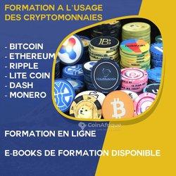 Formation crypto monnaie