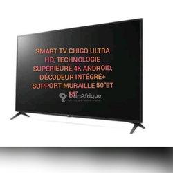 """Smart TV Chigo 50"""""""