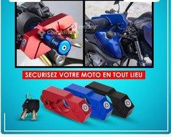 Cadenas antivol moto Combiz
