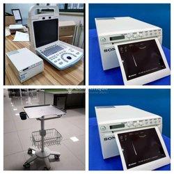 Machine à échographie
