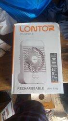 Mini ventilateur rechargeable
