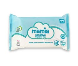Couches bébé Mamia Baby Wipes