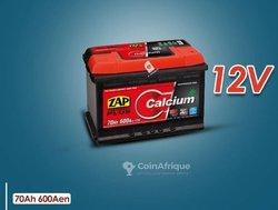 Batterie Zap Plus 70Ah