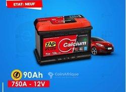 Batterie Calcium 90Ah