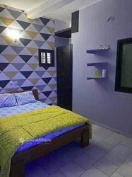 Location appartement meublé 1 pièce - Cocody
