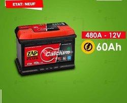 Batterie calcium 60Ah