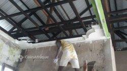 Pose de plâtre et faux plafonds