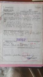 Terrain titré 469 m2 - Yaoundé