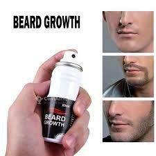 Spray Beard growth