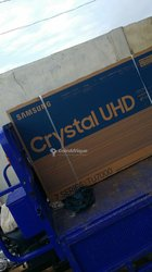 Télévision Samsung Crystal uhd