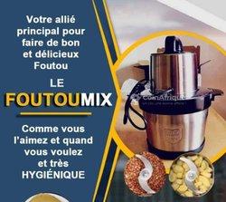 Mixeur Foufoumix